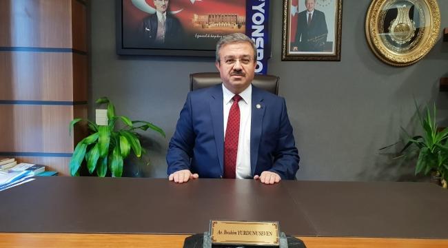 Yurdunuseven, 23 Nisan Ulusal Egemenlik ve Çocuk Bayramı mesajı