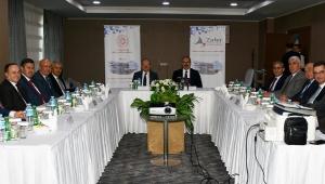 ZEKA Yönetim Kurulu Toplantısı Afyonkarahisar'da Yapıldı