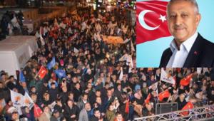 Zeybek : Belediyeyi halkımızla birlikte ortak akılla yöneteceğiz
