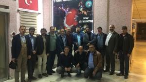 1995-1996 Afyon İHL mezunları iftarda buluştu