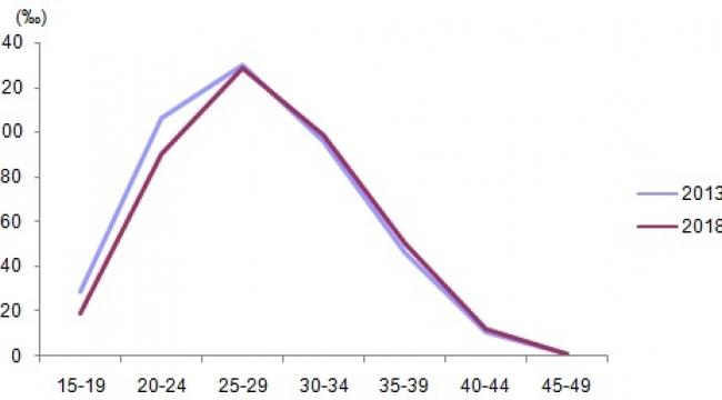 Afyonkarahisar'da doğurganlık hızı 1,87'dir
