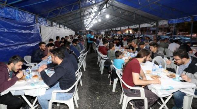 Afyonkarahisar'da Günlük 5 Bin Kişiye İftar Verilecek
