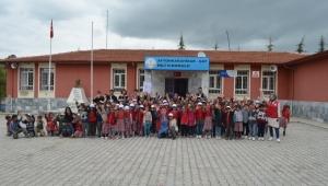 Afyonkarahisar Gençlik Merkezinden Çay'a Gönüllülük Hareketi