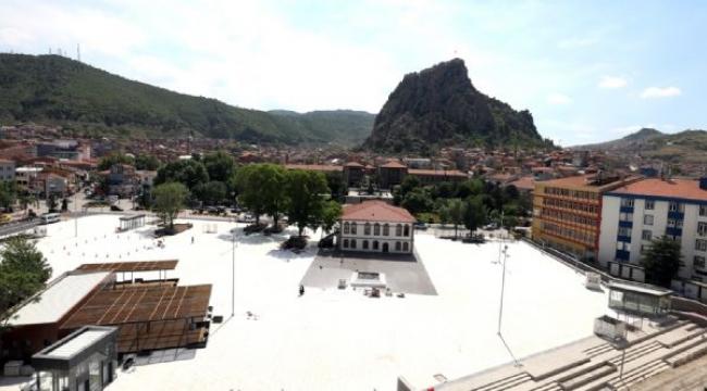 Afyonkarahisar Meydanına Kavuştu