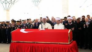 Afyonkarahisarlı Yüzbaşının cenaze töreninde 34 şüpheliye gözaltı