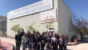 Akdeniz Üniversitesi'nden İçme Suyu Arıtma Tesisine Ziyaret