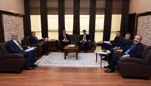 Ales Sınav Koordinasyon Kurulu Toplantısı Yapıldı