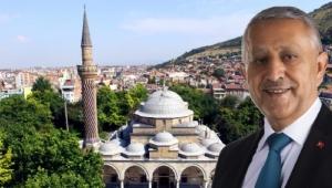 Başkan Zeybek'in Ramazan Ayı Mesajı