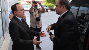 Cumhurbaşkanlığı Irak Özel Temsilcisi Eroğlu, Atso'yu Ziyaret Etti