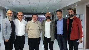 Devlet konservatuvarında Türk Halk Müziği Bölümü 1. Çalgı sınıfları etkinliği gerçekleşti