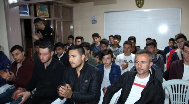 Dinar Ülkü Ocağında 3 Mayıs Türkçüler Günü Kutlandı
