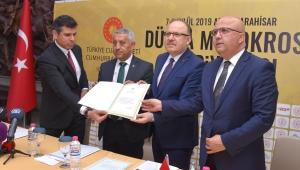 Dünya Motokros Şampiyonası Cumhurbaşkanlığı Himayelerinde Yapılacak