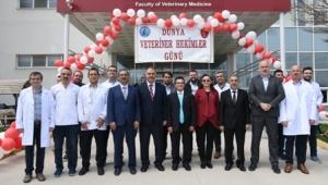 Dünya Veteriner Hekimler Günü Kutlandı