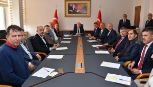 Emirdağ OSB Müteşebbis Heyeti Toplandı