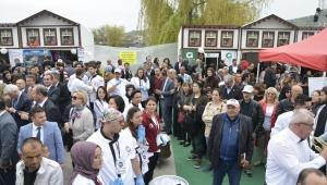 Gastro Afyon 40 Bin Katılımcıyı Ağırladı