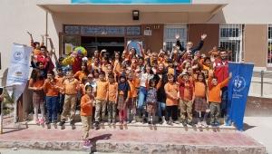 Gençlik Merkezi gönüllüleri Hacı Hayriye Özsoy İlkokulundaki Öğrenciler İle Buluştu