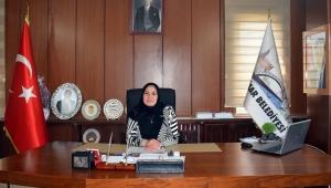 İscehisar'a ilk Kadın Belediye Başkan vekili