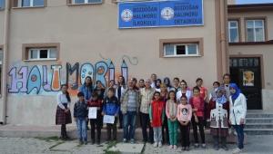 Karahisar Gençlik Merkezi Halımoru'da
