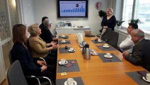 KOBİ Akademisi Toplantısı Finlandiya'da Yapıldı