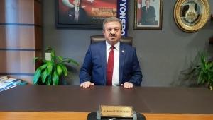 Milletvekili İbrahim Yurdunuseven'den 1 Mayıs İşçi Bayramı mesajı