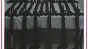 Son Dakika….Kargo ile kaçak silah satanlara suçüstü operasyon yapıldı