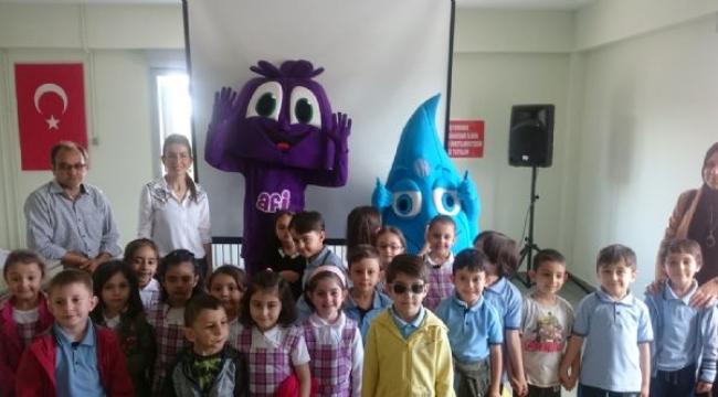 Suyumu Koruyorum Projesi Öğrencilerle Buluşmaya Devam Ediyor