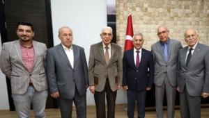 Türkeli Gazetesi'nden Hayırlı Olsun Ziyareti