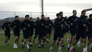 Afjet Afyonspor'da yeni sezon hazırlıkları başladı
