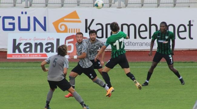 Altay Denizlispor'a 3-1yenildi