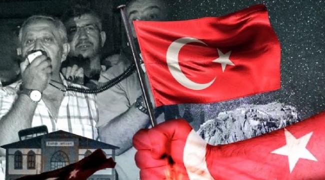 Başkan Zeybek'in 15 Temmuz Şehitlerini Anma Demokrasi Ve Milli Birlik Günü Mesajı
