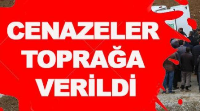 MHP Emirdağ İlçe başkanı Demiral'ın yakınları gözyaşlarıyla toprağa verildi