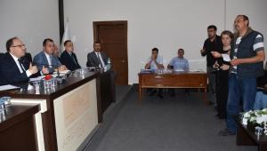 Ağustos Ayı Halk Günü Toplantısı Vali Tutulmaz'ın Başkanlığında Yapıldı