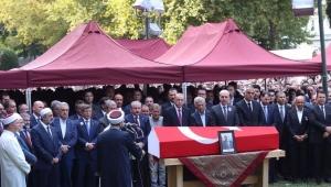 Bakan Yardımcısı Koca Bakan Yardımcısı Dursun'un cenazesine katıldı