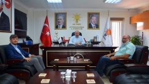 Başkan Sezen'den Motokros Şampiyonasına davet