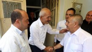 Başkan Zeybek Erenler'de