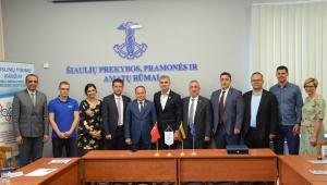 KOBİ Hastanesi Projesinin İlk Yurtdışı Ziyareti Gerçekleştirildi