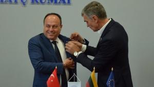 KOBİ Hastanesi, Türkiye-Litvanya İlişkilerinin Gelişmesi İçin Fırsat