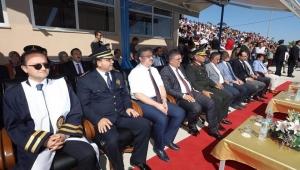Milletvekili Yurdunuseven, POMEM meziyet törenine katıldı