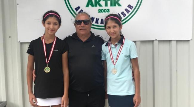 Tenisciler Fsm Spor Kompleksine Hayran Kaldılar