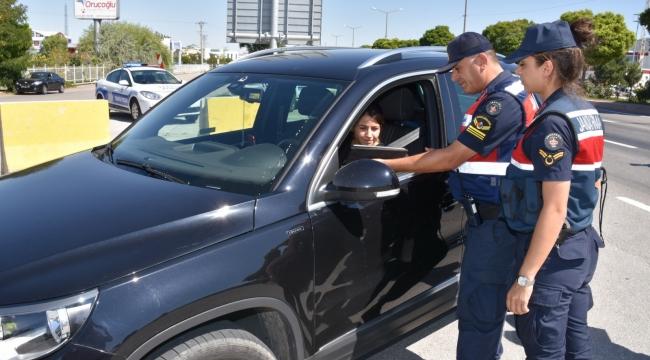 Trafik Denetlemeleri Arttırıldı