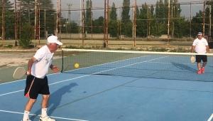 Türkiye'de İlk Kez Pickleball Afyonkarahisar'da oynandı