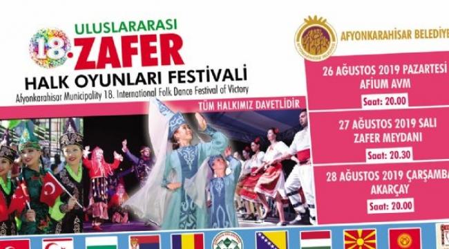 Zafer Festivali etkinlik programı belli oldu