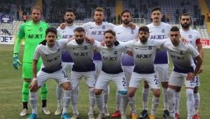 Afjet Afyonspor, H. Trabzon'u 1-0 mağlup etti.