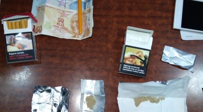 Afyonkarahisar'da dev uyuşturucu operasyonu 25 gözaltı