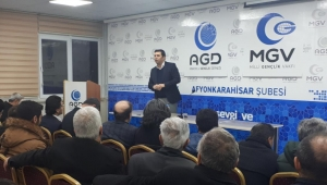 AGD'den ''Uyuşturucu İle Mücadele'' Konferansı