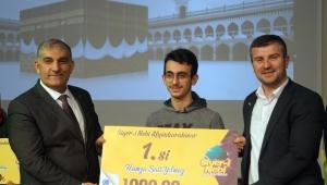 AGD Mekke'nin Fethi'ni Kutladı Ve Siyeri Nebi Ödülleri Dağıtıldı