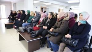 AK Kadınlar istişare toplantısında bir araya geldi