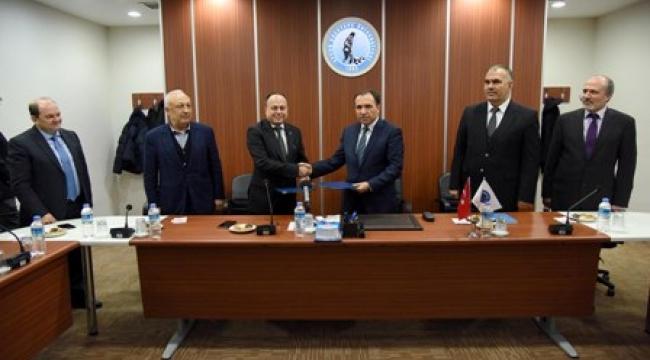 AKÜ İle Megabirlik Arasında İş Birliği Protokolü İmzalandı