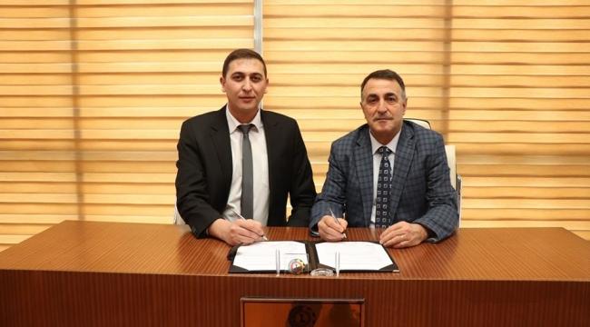 ATSO İle Vakıf Pazarlama Arasında Protokol İmzalandı