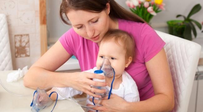 Çocukluk Çağında Astım Hastalığına Dikkat!